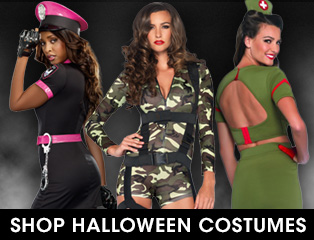 Shop Sexy Halloween Costumes